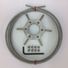 "1/2"" Root Rat Nozzle Centralizer / Skid"