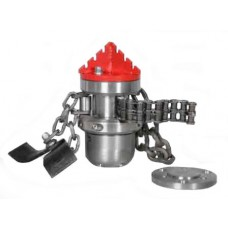 Beast Sewer Jetter Nozzle