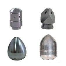Essential sewer jetter nozzles kit