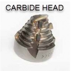 Turbo Root Cutting Nozzle Carbide Head
