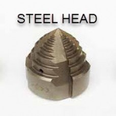 Bellum Root Cutting Nozzle Steel Head