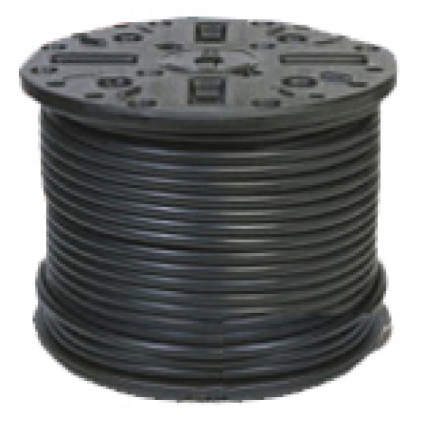 4,000 PSI Piranha Black Jetter Hose, 500 feet