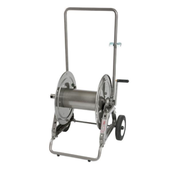 Jetter Hose Reel Cart