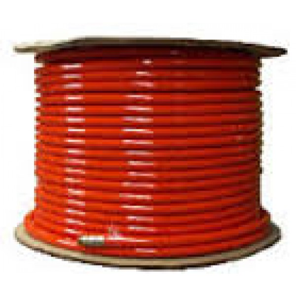 5,000 PSI Piranha Red Jetter Hose, 500 feet