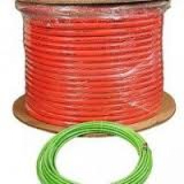 "2,500 PSI Piranha Orange 1 1/4"""" Jetter Hose, 400 feet"