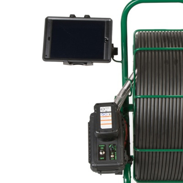 Stand-alone video inspection monitor