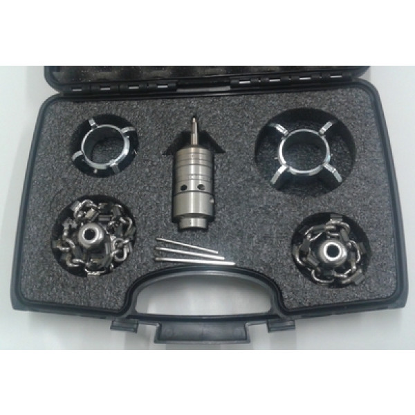 Whirlwind jetter nozzle kit