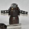 "1/4"" Root Rat Nozzle w/ rotor chain"