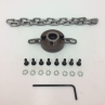 Root Rat Nozzle Replacement Flail Chain Rotor Head