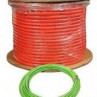 "2,500 PSI Piranha Orange 1"" Jetter Hose, 600 feet"