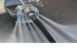 Heavy Duty Sewer Jetter Nozzles