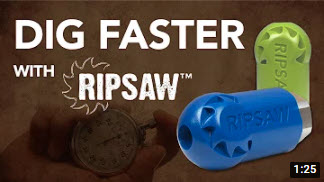 Ripsaw Hydro-excavation Nozzle video
